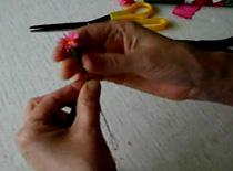 Jak zrobić kwiaty z bibuły - astry