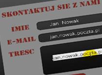 Jak w Photoshopie zrobić formularz kontaktowy cz. 2
