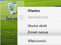 Jak dodać oczyszczanie plików tymczasowych do menu kontekstowego