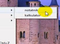Jak zrobić kaskadowe menu kontekstowe bez dodatkowych programów