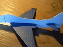 """Jak zrobić latający samolot """"rzutkę"""""""