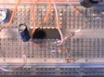 Jak zrobić diody migające w rytm muzyki na układzie cd4017