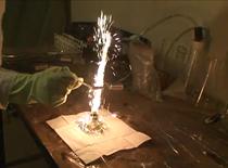 Jak przeprowadzić spalanie żelaza