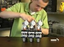 Jak zbudować jeżdżącą platformę z LEGO