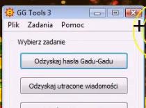 Jak wyciągnąć hasło do GG z plików