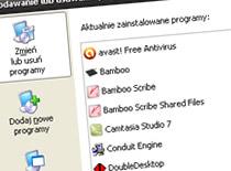 Jak usuwać zbędne wpisy z Dodaj/Usuń programy