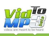 Jak pobrać audio z YouTube przy pomocy strony Vidtomp3