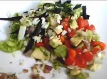 Jak zrobić gryczaną z twarogiem i jarzynami - dieta 1000 kcal