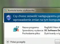 Jak dodać do Windows dodatkową aplikację do edycji rejestru