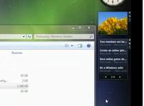 Jak dodać do Windows 7 sidebar z Visty