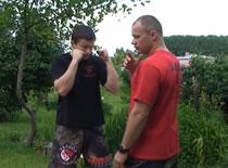 Jak trenować mieszane sztuki walki - MMA i samoobrona #8