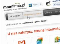 Jak stworzyć profesjonalną stronę dzięki MamFirme.pl