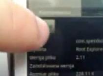 Jak zainstalować multi-touch w SE Xperia X8