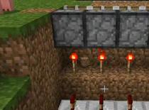 Jak zrobić pułapkę na potwory w Minecraft (rozsuwana ziemia)