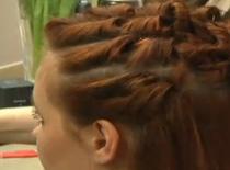 Jak wykonać ślimaki na włosach