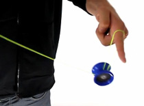 Jak wykonać trapez na yoyo