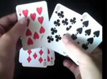 """Jak wykonać sztuczkę """"2 karty"""""""