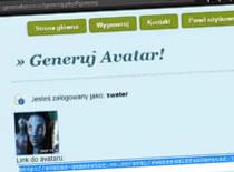 Jak stworzyć avatar przez stronę internetową