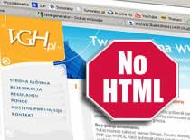 Jak założyć stronę WWW nie znając html
