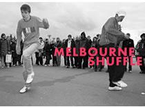 Jak nauczyć się Melbourne Shuffle - 3 podstawy