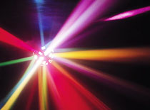 Jak wykonać efekt świetlny Euro Lite