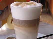 Jak przygotować kawę Latte Macchiato