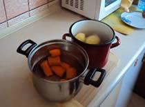 Jak zrobić marchewkowe ziemniaki