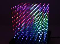 Jak wykonać efekt świetlny RGB LED Cube 2x2x2