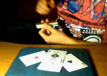 Jak wykonać sztuczkę z podmianą 4 kart