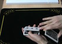 Jak efektownie przekładać karty - False Delta