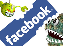 Jak usunąc infekcję z Facebooka