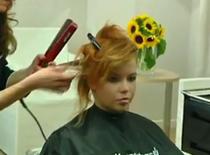 Jak upiąć włosy na gładko