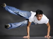 Jak wykonać flare w breakdance