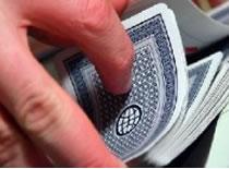 Jak wykonać efektowne przełożenie kart - ułożenie ręki 'na zaczep'