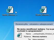 Jak włączyć i wyłączyć Windows Anytime Upgrade