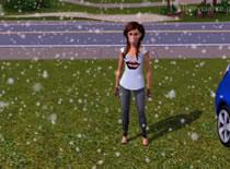 Jak zrobić śnieg i deszcz w The Sims 3