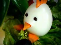 Jak zrobić kurczaczki z jajka