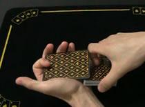 Jak efektownie przekładać karty - Tarte
