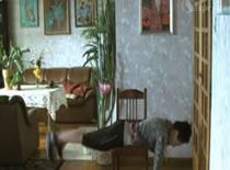 Jak ćwiczyć w domu - ćwiczenia na pośladki #5