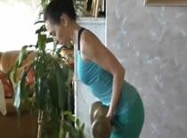 Jak ćwiczyć w domu - ćwiczenia na plecy #5