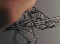 Jak narysować Ninje z mieczem