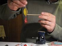 Jak zrobić blaszkę obrotową - złożenie części