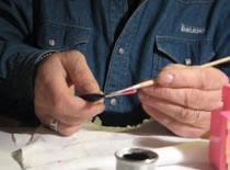 Jak pomalować spławiki #1