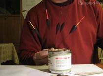 Jak pomalować spławiki #2