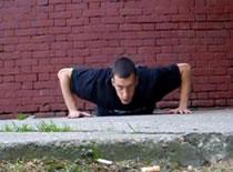 Jak ćwiczyć aby zwiększyć swoją siłę w breakdance
