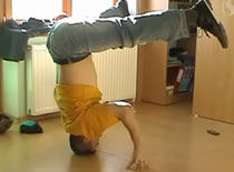 Jak wykonać Head Spin w breakdance