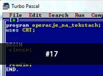 Jak programować w Pascalu #17 - Rekordy