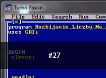 Jak programować w Pascalu #27 - rozbijanie na czynniki pierwsze