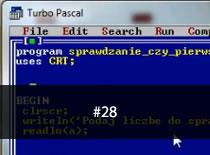 Jak programować w Pascalu #28 - ciąg Fibonacciego