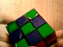 Jak zrobić wzór szachownicy - kostka Rubika